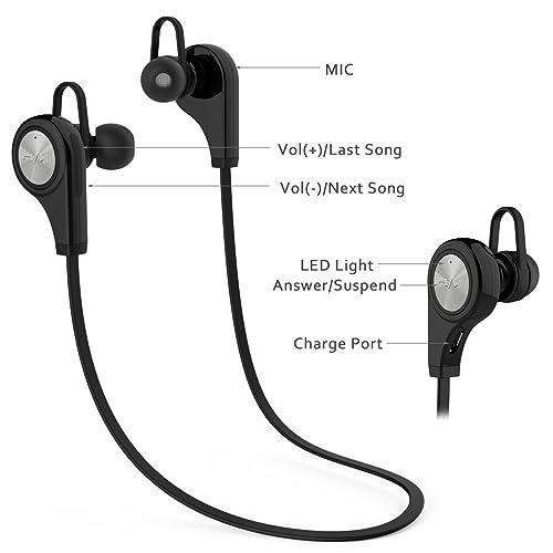 Buy LanBaiLan Wireless Headphones Q9 Hands-Free Calling