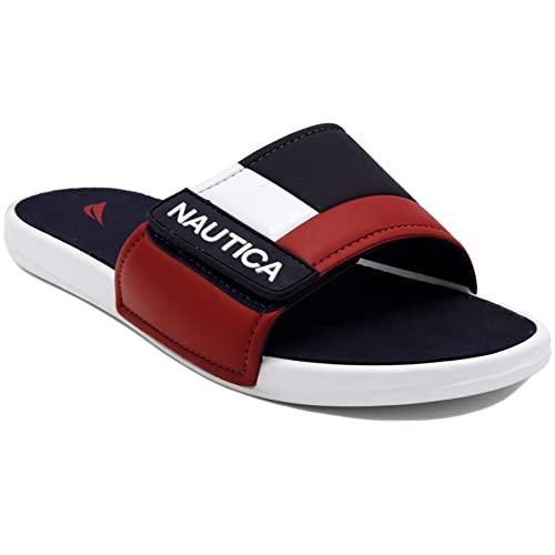a0bd36459619 Buy Nautica Kids Bower Youth Athletic Slide