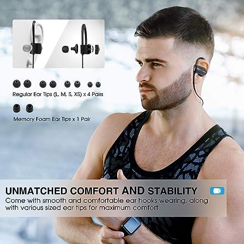 Buy Mpow D7 Bluetooth Headphones Sport, 10H Playtime & IPX7
