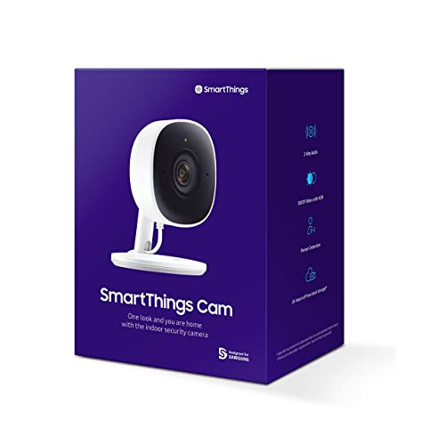 Buy SmartThings Indoor Security Camera (GP-U999COVLBDA