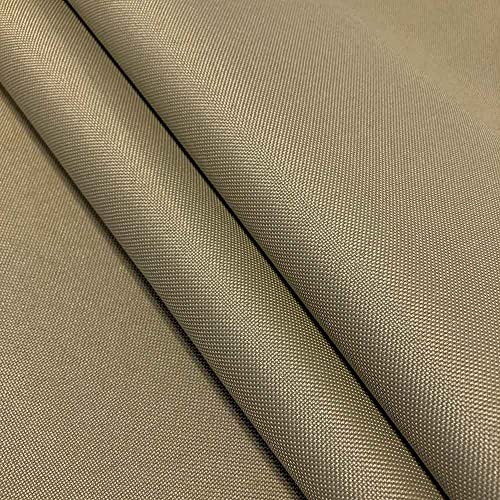 Outdoor Canvas Waterproof Fabric 60 Beige Upholstery Fabric 600 Denier Fabric