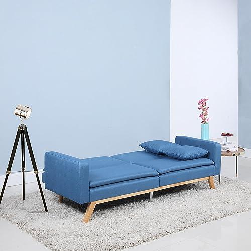 Strange Buy Divano Roma Furniture Modern Tufted Linen Splitback Squirreltailoven Fun Painted Chair Ideas Images Squirreltailovenorg