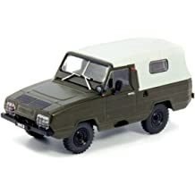 Tehnopark Diecast Vehicles Scale 1:43 Ambulance UAZ 39625 Russian Toy Cars 10 cm