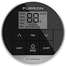 Furrion FBS012NVP-BL Black LIT Portable Bluetooth Speaker Adventure Pack