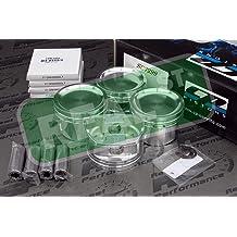 LS 4.8L 5.3L Piston Rings Set Mahle 41859CP 1999-2009 Vortec